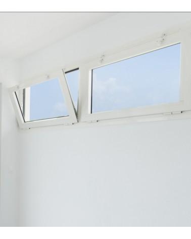 Fenêtre à soufflet 1 vantail