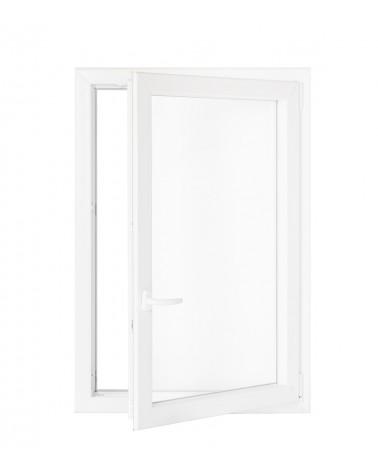 Fenêtre PVC 1 vantail ouvrant à la française