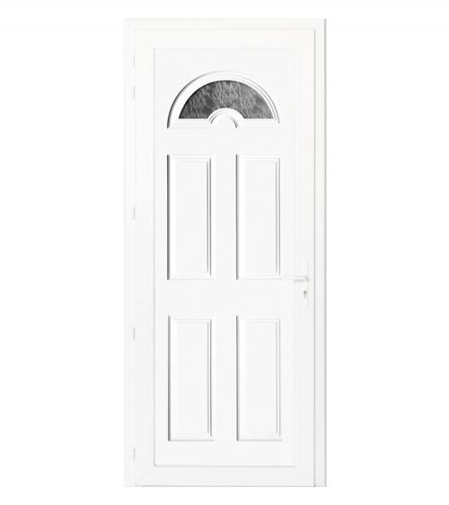 Porte d'entrée BIARRITZ PVC 1 vantail OF
