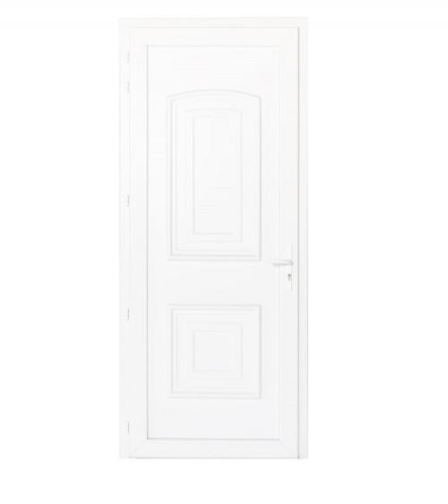 Porte d'entrée STRASBOURG PVC 1 vantail OF